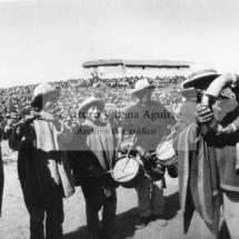 Banda de músicos chumbivilcanos