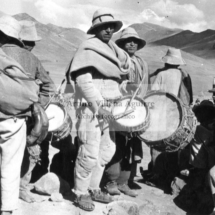 Banda de músicos campesinos