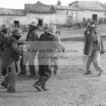 Baile en euforia de fiesta, Colquemarca