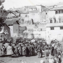 Fiesta de la Concepción, patrona de Colquemarca
