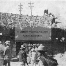 Fiesta de la techa, Santo Tomás