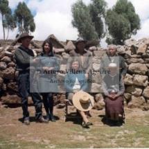Propietarios mestizos en Santo Tomás, años 60