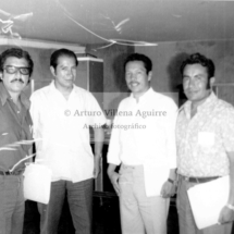 Defensores de oficio, zona Agraria XI, marzo de 1973, Huampaní