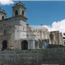 Templo de Santo Tomás, vista lateral