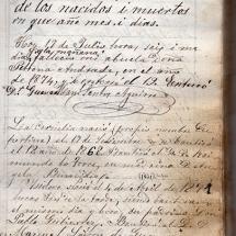 Primera página del Qarachu